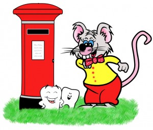 Pen-Friend Club | Thomas Tooth Mouse
