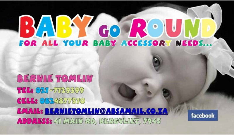 Baby-Go-Round Pre-Owned Baby Equipment - Bergvliet Cape Town
