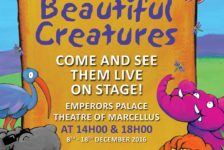Beautiful Creatures Theatre Show 2016 - Emperors Palace