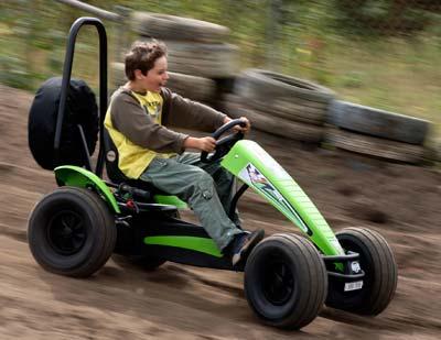 Pedal Go-Karts - Berg Toys SA