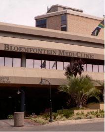 Bloemfontein Medi-Clinic - Free State