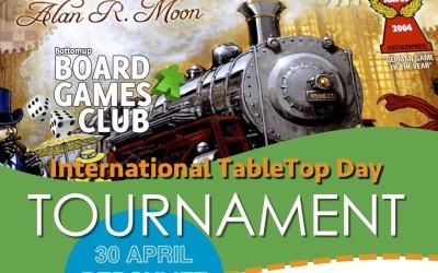 Board Games Club Tournament 2016
