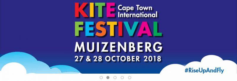 Cape Town Kite Festival 2018 - Muizenberg