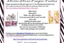 Divine Divas Pamper Party - Gauteng