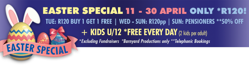 Easter Family Fun 2017 - Barnyard Gauteng
