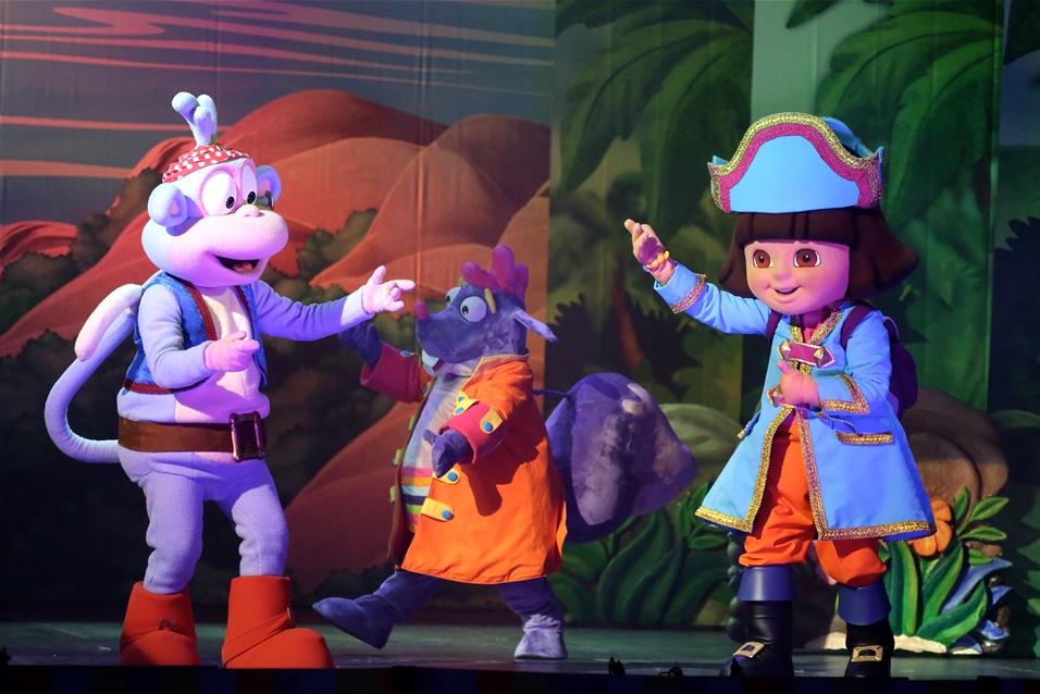 Dora's Pirate Adventure Stage Show - Cape Town