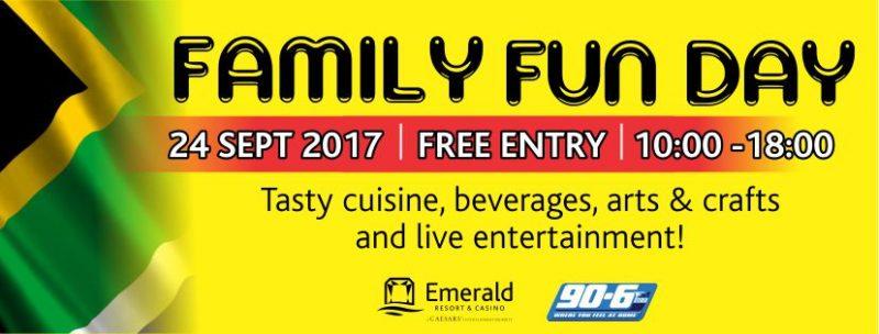 Family Fun Heritage Day 2017 - Emerald Resort & Casino