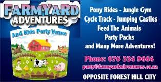 Farmyard Adventures - Party Venue - Centurion