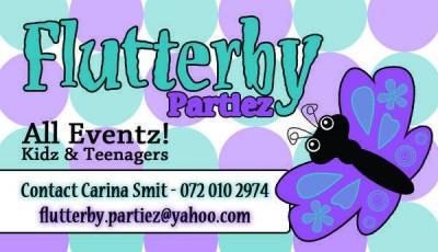 Flutterby Partiez - Adega Restaurant Montana - Pretoria