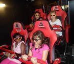 Funland Entertainment Center - XRider - Durban
