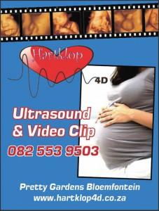 Hartklop 4D - Pregnancy Scans - Bloemfontein