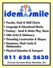 Idem Smile - Educational Toys & Furniture - South Africa