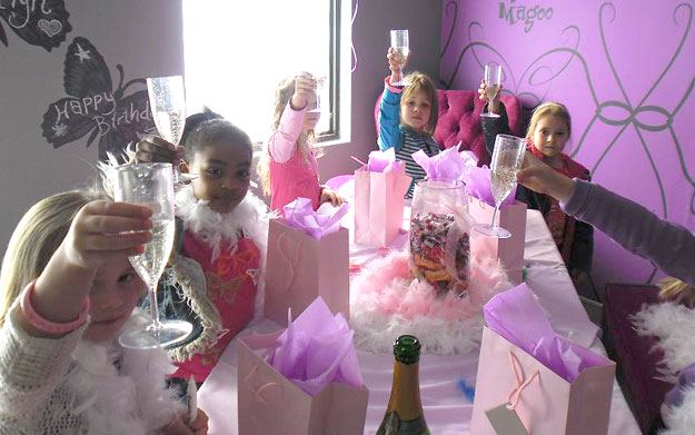Maddy Magoo - Glamour Parties - Gauteng