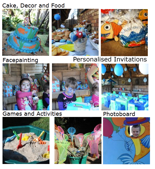 Party Heroes - Party Planners - Pretoria