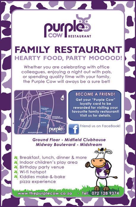 Purple Cow Restaurant - Image