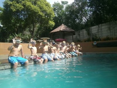 Kids Parties - Johannesburg - Scuba Parties at Urban Dive Centre