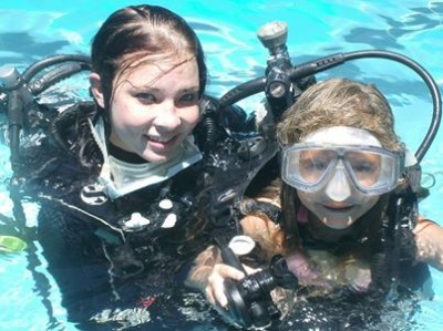 Kids Scuba Parties - Northclliff - Urban Dive Centre