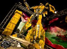 Transformers Animatronics @ Centurion Mall - Centurion