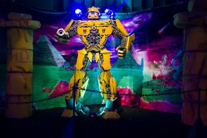 Transformers Exhibition Cape Town 2017 - Goodwood