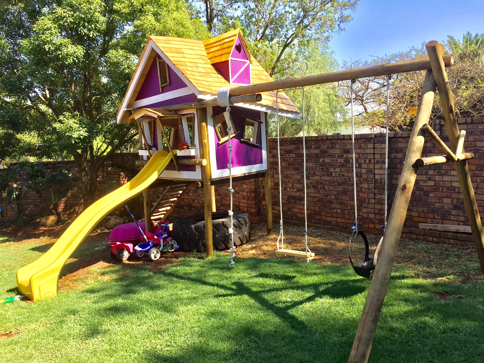 A-Zzz Woodland Children's Playhouses - Pretoria