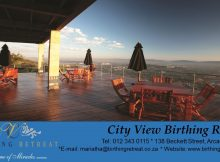 City View Natural Birth Birthing Retreat - Arcadia Pretoria