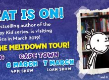 Diary of a Wimpy Kid Meltdown World Tour 2019 - South Africa