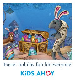 Easter Fun at V&A Waterfront - Cape Town