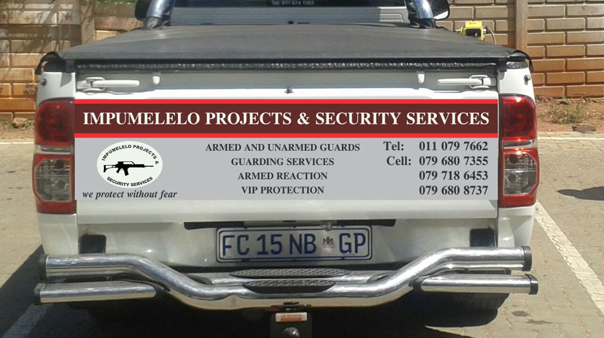 Impumelelo Projects and Security Services