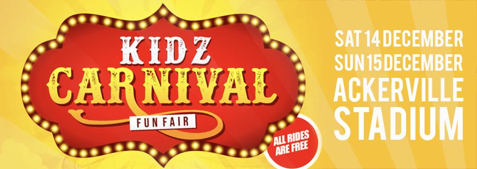 Kids Carnival Funfair 2019