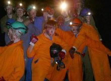 Kids Parties @ Bat Cave - Wild Cave Adventures West Rand
