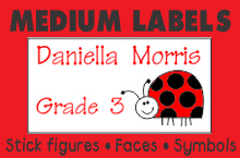 Labels Inc Personalised School Labels - South Africa