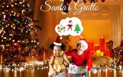 Santas Grotto @ Tatso Restaurant