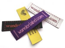 School Labels - Cape Town - Wunderlabel Fabric Labels