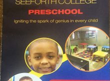 Seeforth College Preschool Education - Pretoria East