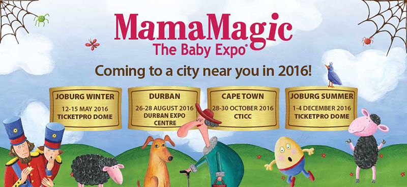 The Mama Magic Baby Expo 2016 - South Africa