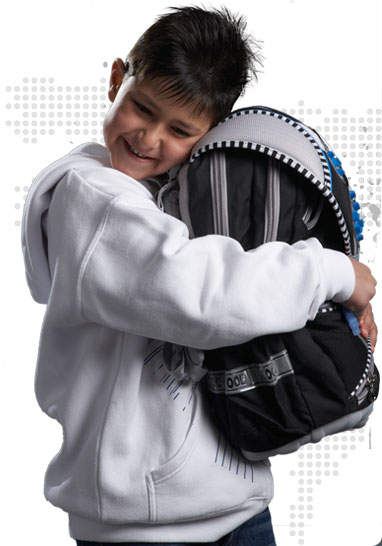 Back Protection School Bags - Totem - South Africa